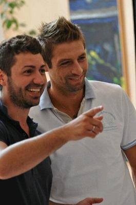 Gaetano Zaneboni e Stefano Lucchini