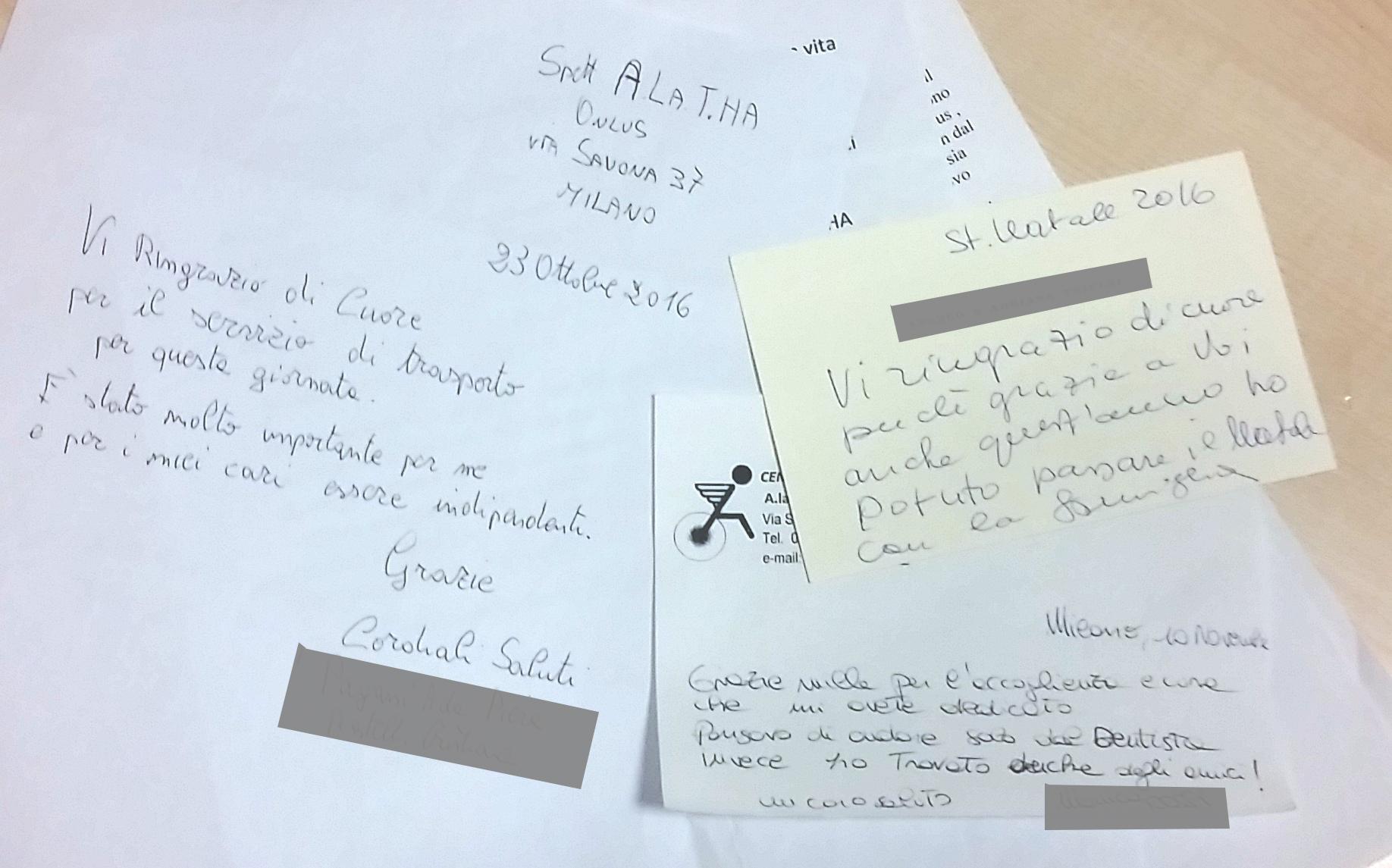 lettere recensioni