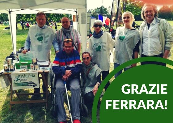 Ferrara e il Festival di Vulandra