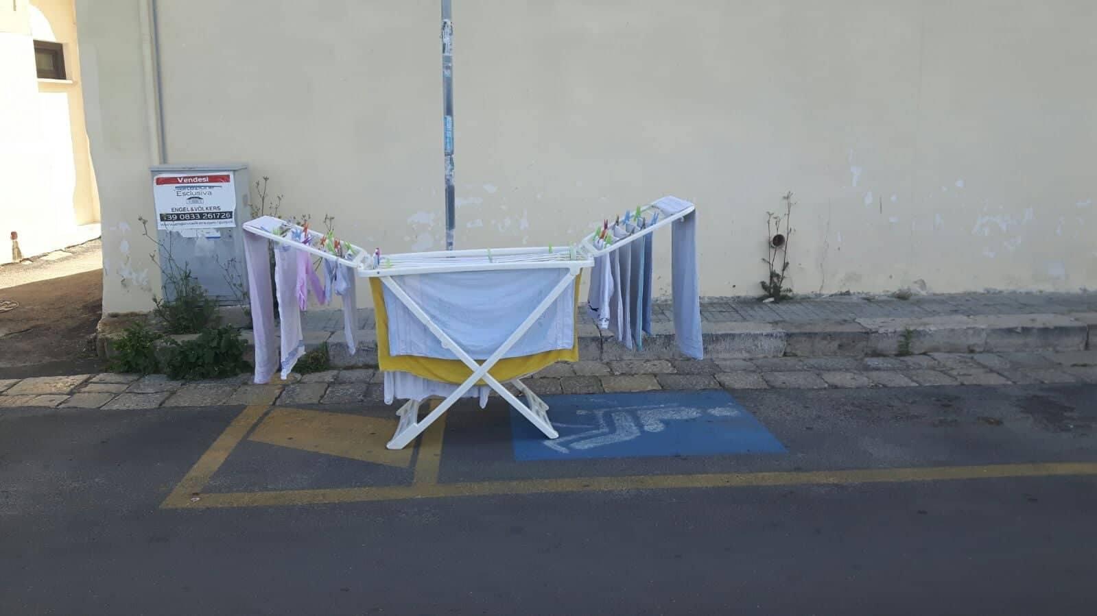 Parcheggi disabili? Ecco i 10 peggiori.