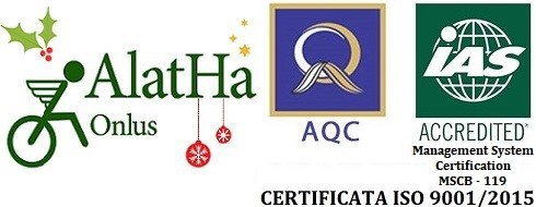 Cooperativa Sociale A.la.t.Ha. ONLUS Logo