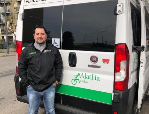 Volontariato Alatha – La testimonianza di Franco